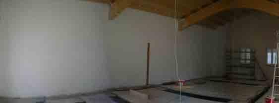 Baustelle vorher