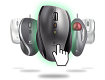 Link zu Logitech Mäuse