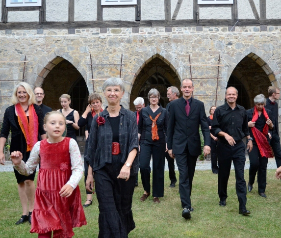 Kloster Michaelstein 2012 (Foto: C. Goldberg)