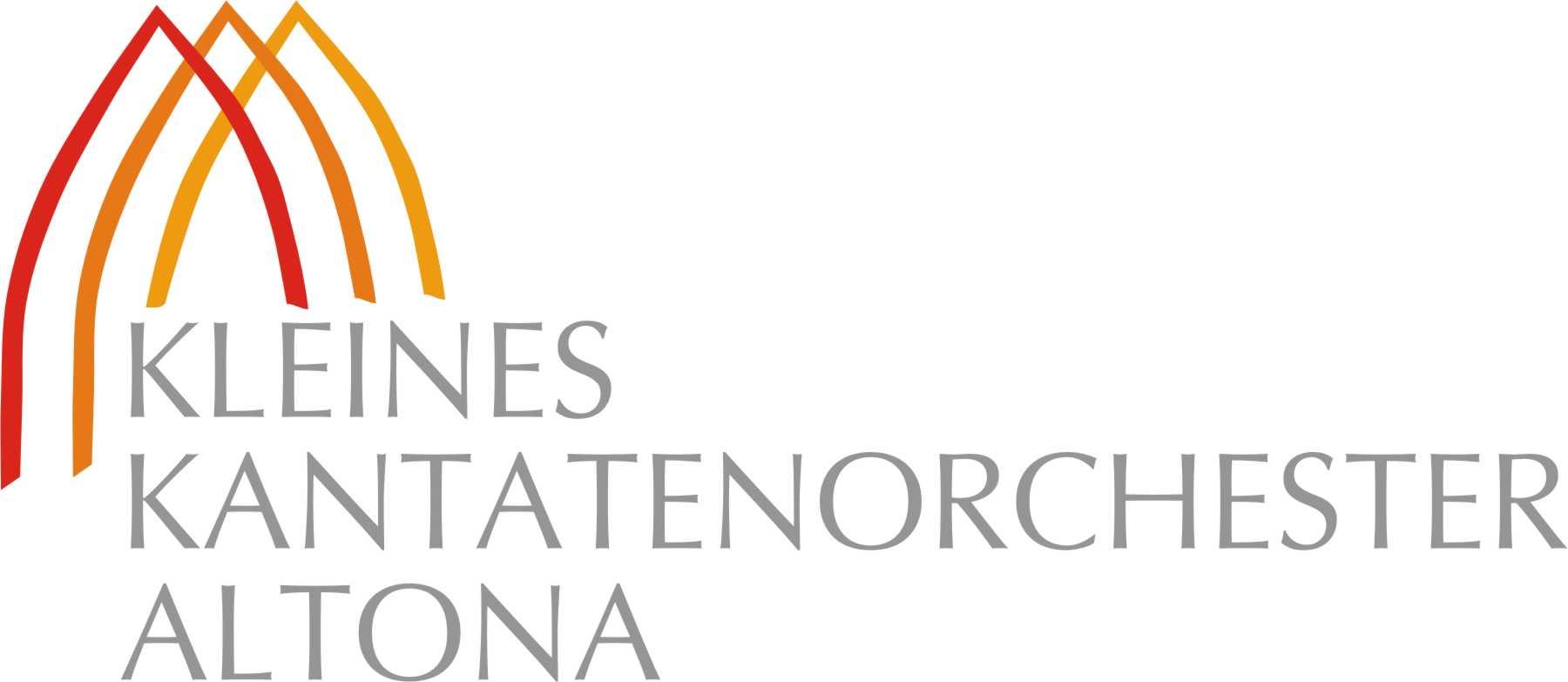 Kleines Kantatenorchester Altona Logo
